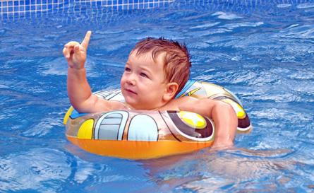 كيف تحمون أطفالكم من الغرق