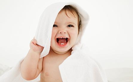 מצטיין בקיעת שיניים אצל תינוקות | שירותי בריאות כללית HN-89