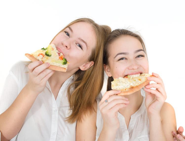 التغذية السليمة في سن المراهقة كلاليت