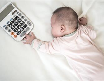 حاسبة تطور الرضيع بالوزن والطول ومحيط الرأس كلاليت